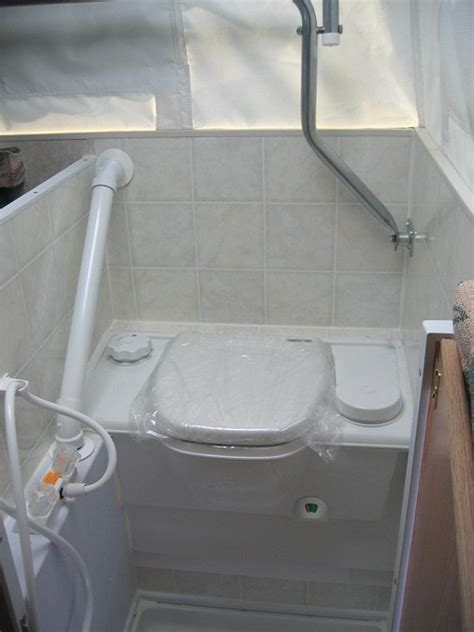 pop up trailer with bathroom 13 astonishing pop up cers with bathrooms inspiration