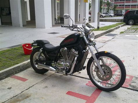 Suzuki Vs400 Intruder Suzuki Intruder Vs400 For Sale In Singapore Adpost