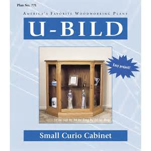 Small Curio Cabinet Plans Shop U Bild Small Curio Cabinet Woodworking Plan At Lowes