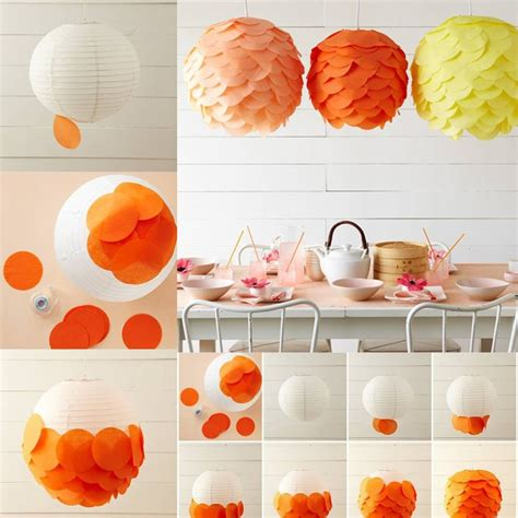Japanese Paper Lanterns How To Make - 20 diy paper lantern ideas and tutorials