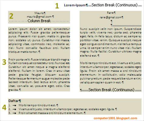 membuat jurnal dengan ms word purnamae membuat dokumen microsoft word dan microsoft