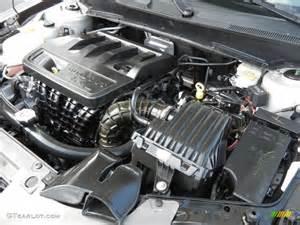 2007 Chrysler Sebring Transmission Problems 2007 Chrysler Sebring Limited Sedan 2 4l Dohc 16v Dual Vvt