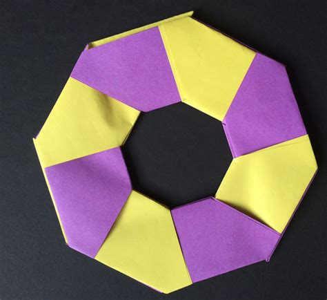 Origami Octagon - origami octagon pinwheels if then creativity