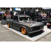 SEMA 2014 Spectre Performance Equipped Chevy C10 Hits The