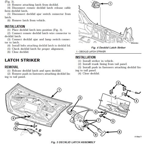 Repair Manuals Dodge Neon Sx2 0 Srt4 2004 Repair Manual