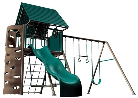 Metal Swing Sets - best metal swing set swing set resource