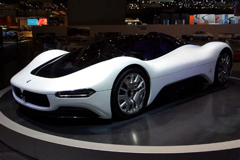 maserati birdcage  concept images specifications  information