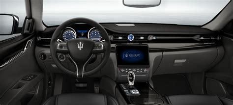 maserati car interior 2017 maserati quattroporte s 2017 interior image gallery
