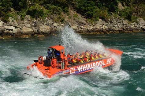 whirlpool jet boat tours niagara falls usa whirlpool jet boat tours products anderson vacations
