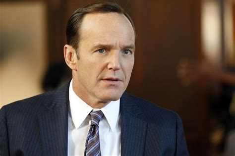 clark gregg agents of shield is the agent coulson on agents of s h i e l d a clone or