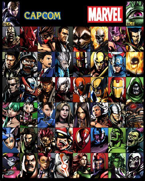 marvel vs capcom 3 ultimate marvel vs capcom 3 wallpaper