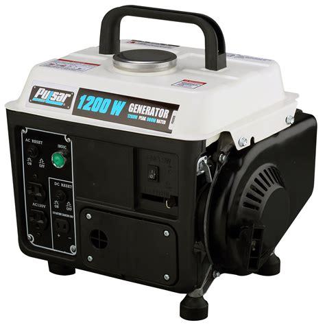Genset 1200 Watt Np1500e 1 pulsar 1200 watt generator