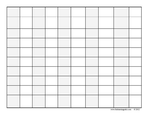 printable table graphs 6 best images of blank graphs and charts printable blank