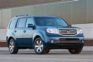 2015 Honda Touring 2015 Honda Pilot Reviews And Rating Motor Trend