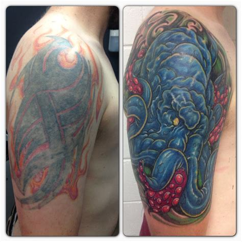 Tattoo Cover Up Knoxville | tattoo cover ups before and after tattoo collections