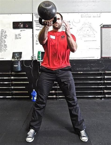 dan kettlebell swing the whys and hows of the one kettlebell workout door