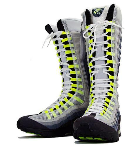 nike air max sneaker boot nike air max 95 boot sneaker nike
