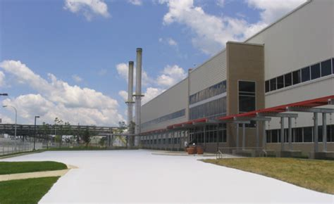 Toyota Tsusho Georgetown Ky Automobile Plant Construction Auto Facility Construction
