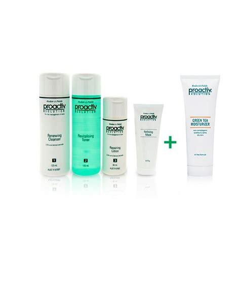 Acne Malam Acne Green Tea proactiv acne treatment green tea moisturizer 5 pcs buy