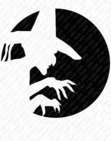 printable witch stencils image result for wicked witch pumpkin stencil halloween