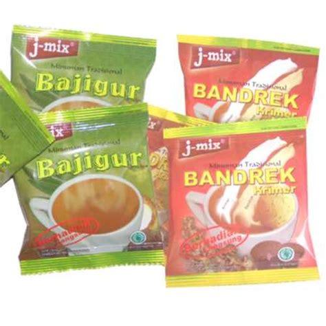 Bajigur Instan Hanjuang hanjuang bandrek tea products indonesia hanjuang bandrek