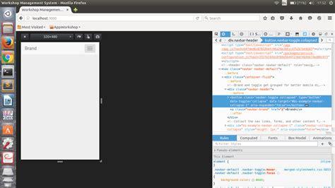 installing bootstrap on meteor javascript bootstrap navbar does not work properly on
