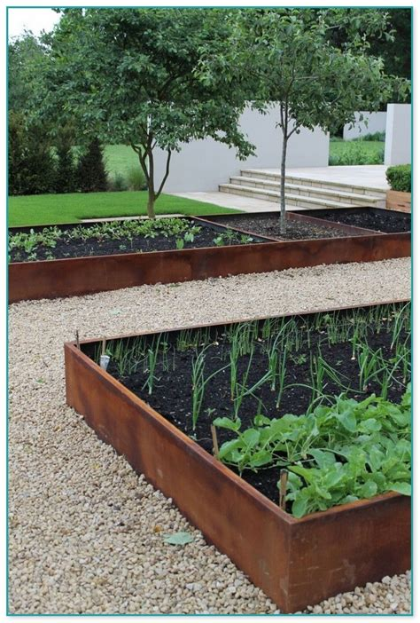 stone edging for garden beds