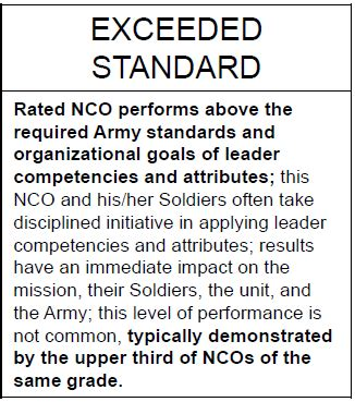 Qmp Support Letter letter of reprimand army ncoer docoments ojazlink