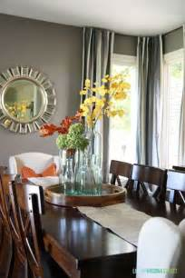 Dining Room Centerpieces by 17 Best Ideas About Dining Room Table Centerpieces On