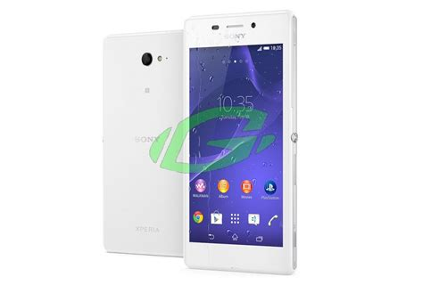 Lcd Touchscreen Frame Sony Xperia T3 Original sony d2403 xperia m2 aqua white phone without mainboard