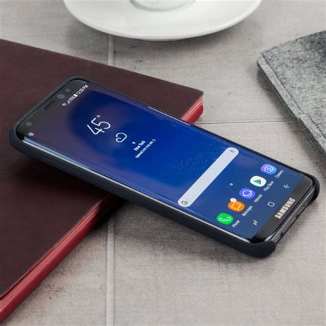 Official Samsung Silicone Cover Blue Galaxy S8 Plus official samsung galaxy s8 silicone cover silver