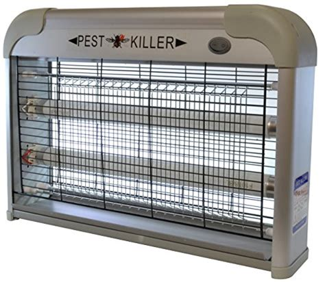 electronic indoor flying insect killer zapper burlway
