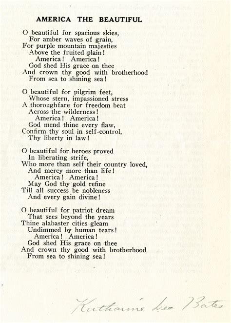 printable lyrics america the beautiful america the beautiful poem amateur sex streaming