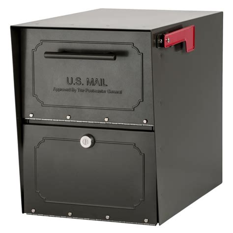 mailboxes for gibraltar mailboxes cedar chalet post mount mailbox