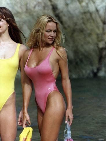 pamela anderson actress in baywatch photographic print
