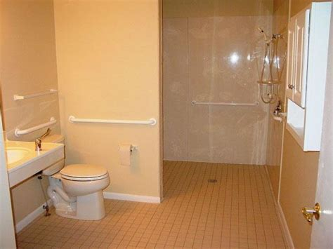 accessible bathroom design ideas handicap accessible bathroom designs gooosen