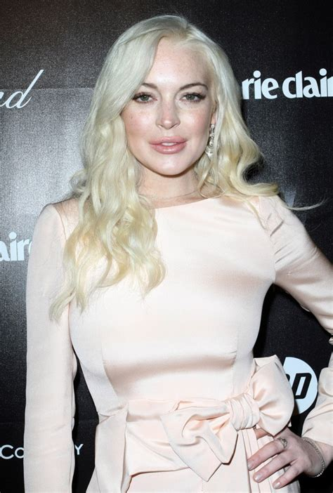 Lindsay Lohan Golden by Lindsay Lohan Picture 439 The Weinstein Company 2012