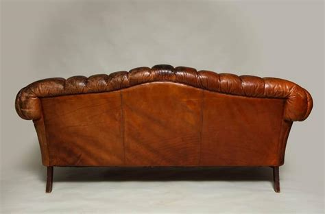 Tufted Leather Sofa For Sale At 1stdibs Tufted Leather Sofa For Sale