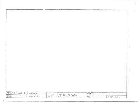 mechanical drawing template best photos of drawing title block template autocad