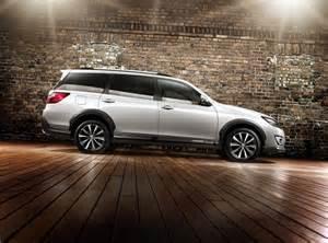 Subaru Crossovers Forbidden Fruit 2015 Subaru Exiga Crossover 7