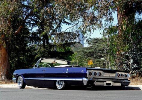 bryant s 1963 chevrolet impala cars
