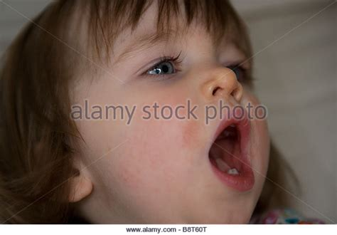 little girl mouth open wide open mouth close up stock photos wide open mouth