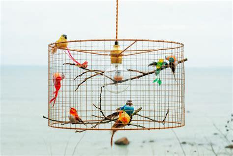 Birdcage Pendant Light Copper Birdcage Pendant Light Chandelier