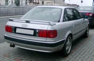 Audi 8o File Audi 80 B4 Rear 20071206 Jpg