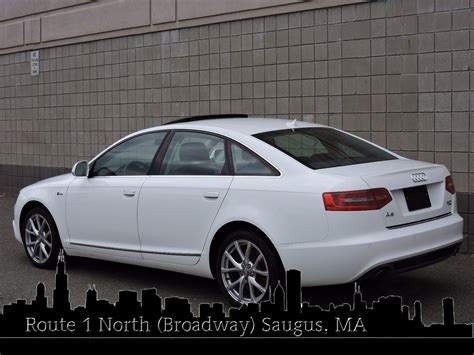 Audi A6 2011 used 2011 audi a6 3 0t premium plus at saugus auto mall