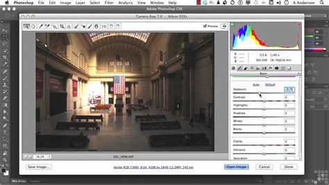 tutorial of adobe photoshop cs6 adobe photoshop cs6 tutorial image correction via camera