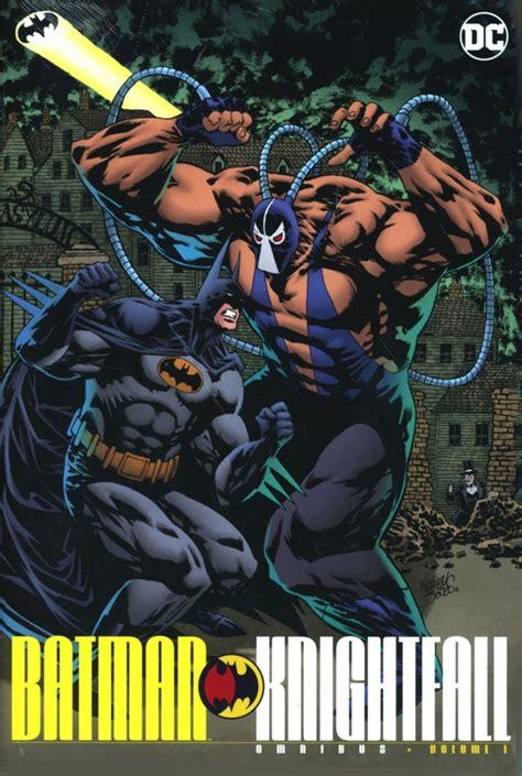 batman knightfall omnibus hc vol 1 79 99 atomic empire