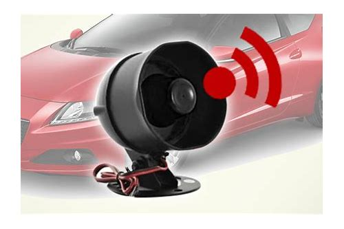 car alarms deals