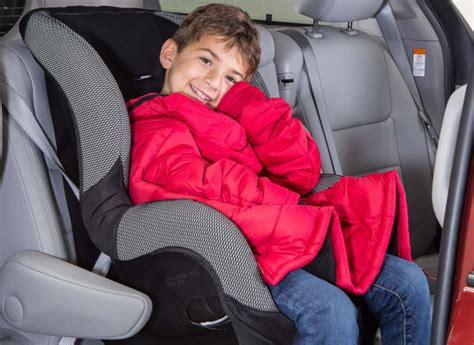 winter jackets and car seats the dangers of winter coats and car seats consumer reports