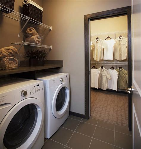 design a laundry closet laundry room shelves design ideas